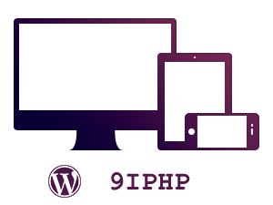 9IPHP - 基于Bootstrap黑灰响应式WordPress博客主题-WP酷