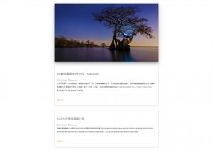 MAD – 自适应 Material Design 单栏 WordPress 博客主题-WP酷